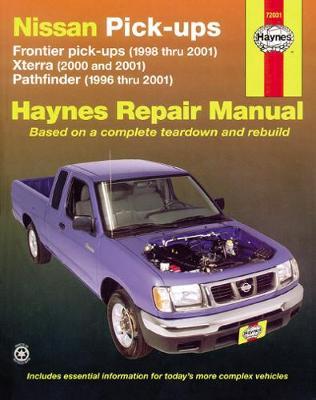 Nissan Frontier, Xterra & Pathfinder D22 1996-2004 Repair Manual