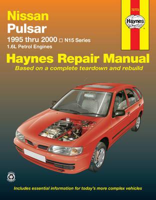 Nissan Pulsar N15 1995-2000 Repair Manual