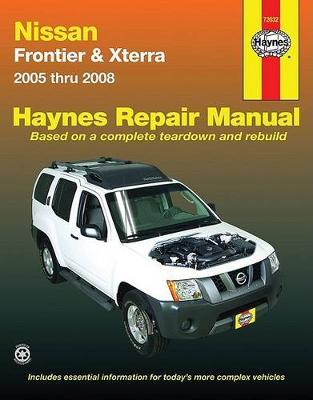 HM Nissan Frontier & Xterra 2005-2008