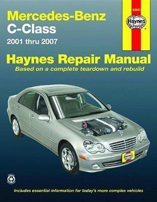 Mercedes-Benz C-Class W203 2001-2007 Repair Manual