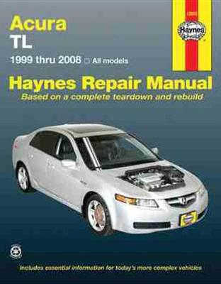 Acura TL 1999-2008 Repair Manual