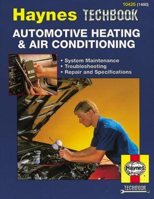 Automotive Heating & Air Con Haynes Techbook