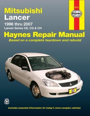 Mitsubishi Lancer, Mirage CE, CG, CH 1996-2007 Repair Manual