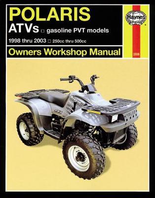 Polaris ATVs 1998-2007 Repair Manual