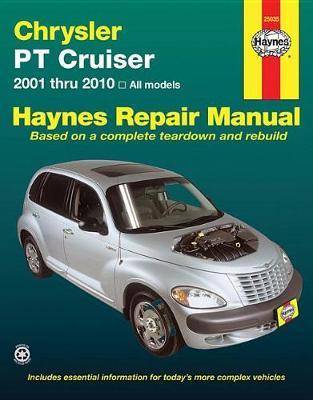 Chrysler PT Cruiser 2001-2010 Repair Manual