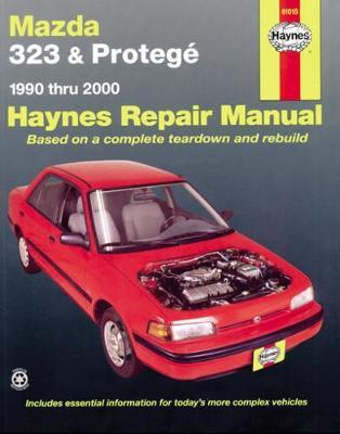 Mazda 323 & Prot?? 1990-2003 Repair Manual