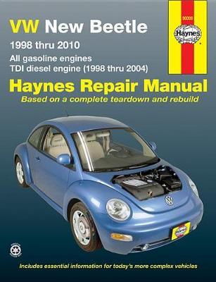 VW New Beetle Petrol & Diesel 1998-2010 Repair Manual