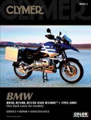 BMW R Series 1993-2005 Repair Manual