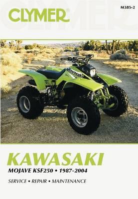 Kawasaki Mojave KSF250 ATV 1987-2004 Repair Manual