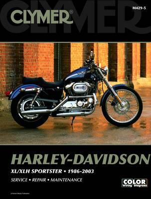 Harley-Davidson Sportster 1986-2003 Repair Manual