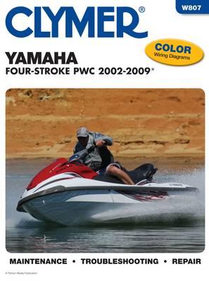 Yamaha Four Stroke Personal Watercraft 2002-2009 Repair Manual