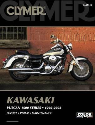 Kawasaki Vulcan 1500 Series 1996-2008 Repair Manual