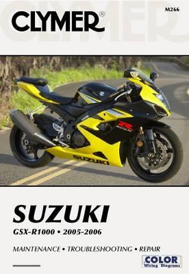 Suzuki GSX-R1000 Series 2005-2006 Repair Manual