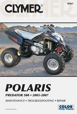 Polaris Predator ATV 2003-2007 Repair Manual