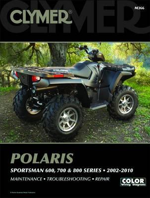 Polaris Sportsman 600, 700 & 800 Series ATV 2002-2010 Repair Manual