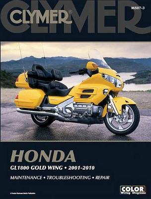 Honda GL1800 Gold Wing 2001-2010 Repair Manual