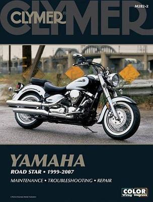 Yamaha Road Star Series 1999-2007 Repair Manual
