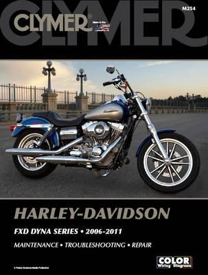 Harley-Davidson FXD Dyna Series 2006-2011 Repair Manual
