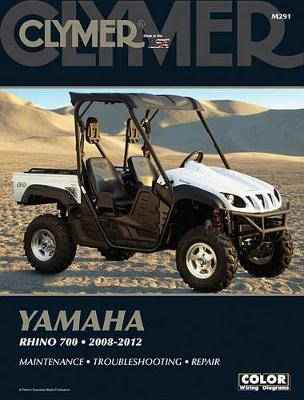 Yamaha Rhino 700 2008-2012