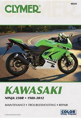 Kawasaki Ninja 250 1988-2012 Repair Manual