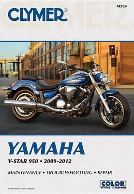 Yamaha V-Star 950 2009-2012 Repair Manual