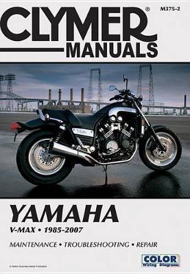 Clymer Manuals Yamaha VMX1200 V-M