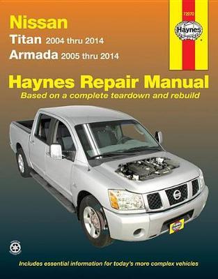 Nissan Titan & Armada (05 - 14)