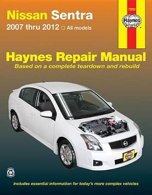 Nissan Sentra (07 - 12): 2007-12