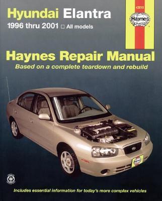 Hyundai Elantra (96 - 13): 1996 to 2013