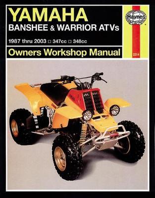 Yamaha Banshee, Warrior & Raptor 350 ATVs (87 - 10): 1987-2010