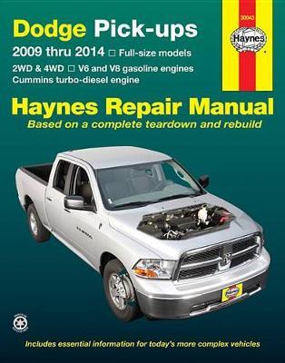 Dodge Pick Ups (09 - 14): 2009 to 14