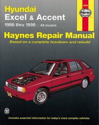 Hyundai Excel & Accent (86-13): 1986 to 2013