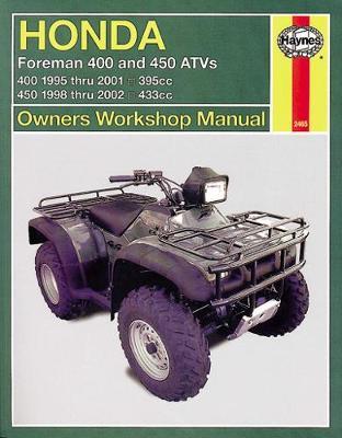Honda Foreman ATV (95 -11): 1995-2011