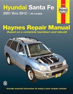 Hyundai Santa Fe (01-12): 2001-12