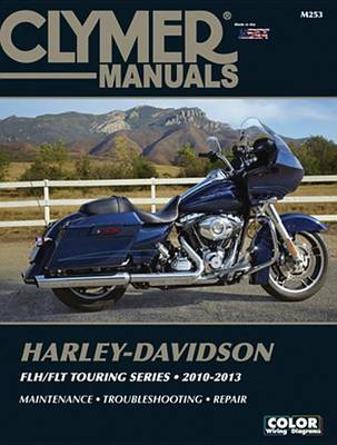 Clymer Harley-Davidson Flh/Flt Touring