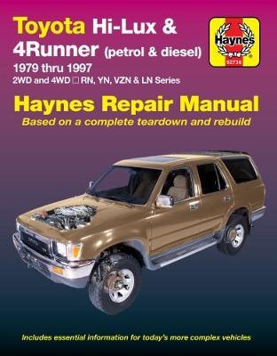 HM Toyota Hi Lux 2&4wd 4 Runne D&P 79-97