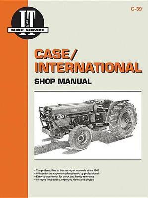 Case International 385-485-585-685-885 Repair Manual