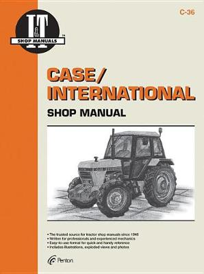 Case International: 1190-to-1690-1194-to-1594 Repair Manual
