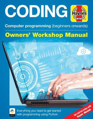 Coding Manual: A step-by-step guide to programming in Python