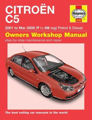 Citroen C5 Owners Workshop Manual