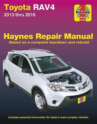 HM Toyota Rav4 2013-2018