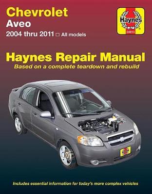 Chevrolet Aveo (04-11): 2004-2011