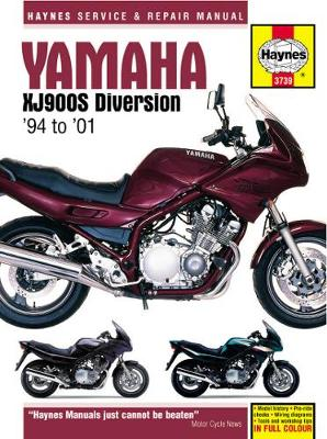 Yamaha XJ900 Diversion (94 -01)