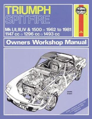Triumph Spitfire Owner's Workshop Manual