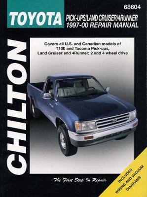 Toyota Pick-Ups/Land Cruiser/4Runner (97 - 00) (Chilton)