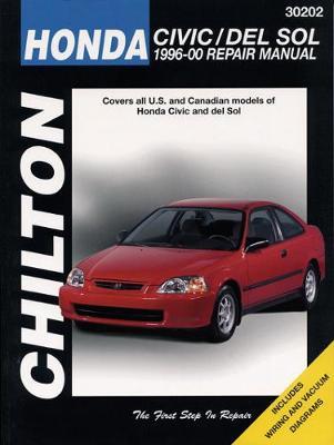 Honda Civic & Del Sol (96 - 00) (Chilton)