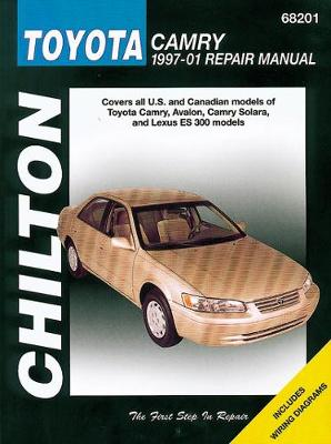 Toyota Camry (97 - 01) (Chilton)