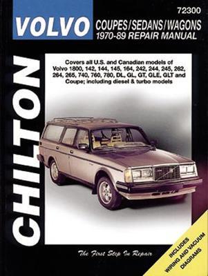 Volvo Coupes/Sedans/Wagons (70 - 89)