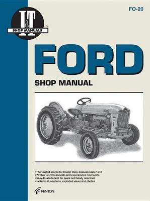Ford New Holland: 501 to 4000 4 cyl. Repair Manual
