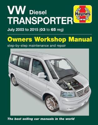 VW Transporter Diesel (July 03 - '15) 03 to 65